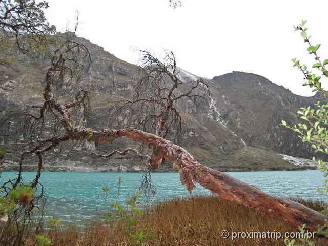 Huaraz: Laguna Chinancocha