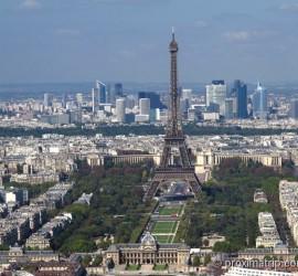Atrações turísticas em paris