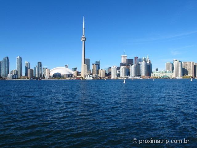 Toronto Harbour & Island Cruise - a melhor vista da cidade de Toronto
