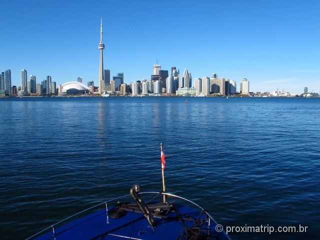 Toronto Harbour & Island Cruise