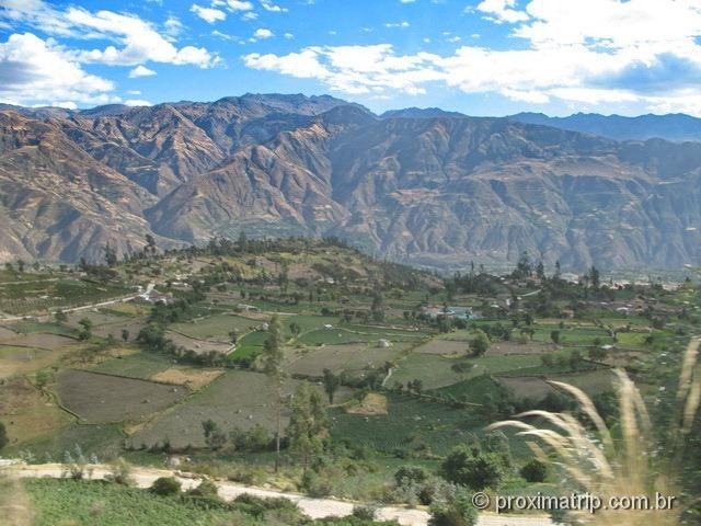 Tour Lagunas Llanganuco - bela paisagem pelo caminho