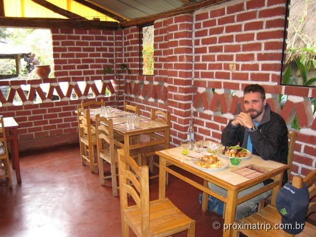 Almoço - Tour às Ruínas de Chavin de Huantar (Série Peru Desconhecido)
