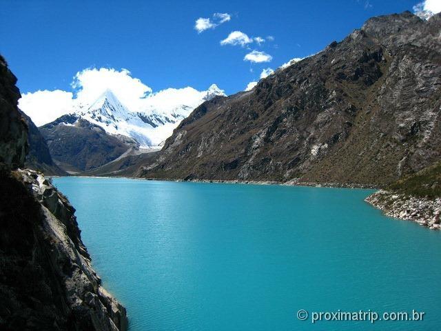 A belíssima Laguna Paron, na cordilheir Blanca - Huaraz (Série Peru Desconhecido)