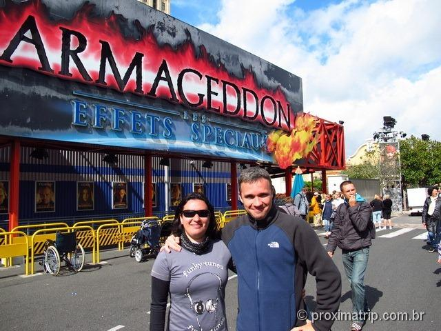 Eurodisney Paris - Armageddon