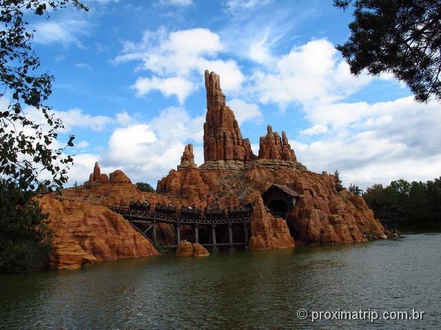 Eurodisney Paris - Disneyland - Big Thunder Mountain