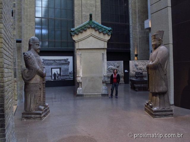 ROM - Royal Ontario Museum em Toronto