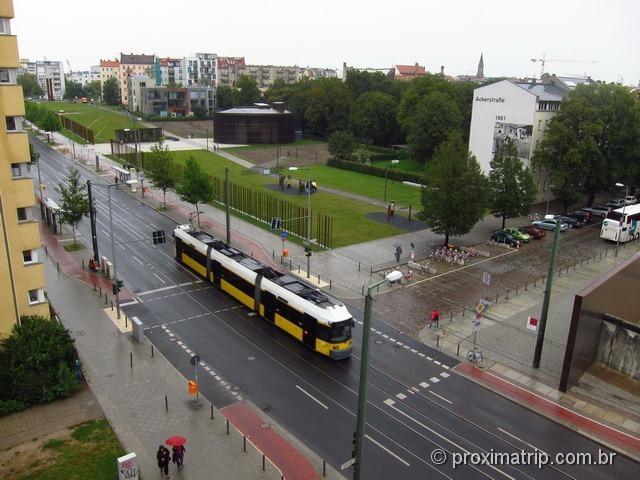 Berlim - ciclovias delimitadas