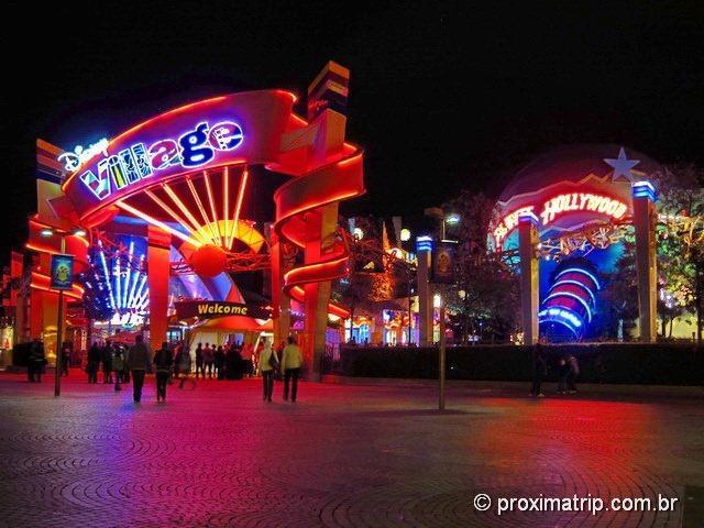 Disney Paris - Disney Village