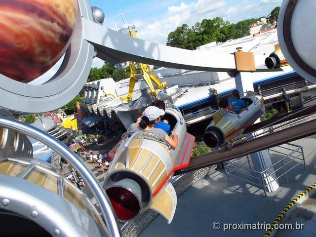 Orbitron - Magic Kingdom - Disney Orlando