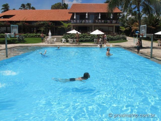 Piscinas - Hotel Village - Porto de Galinhas