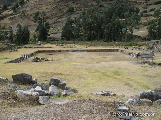 Sítio arqueológico Ruínas Chavin de Huantar - Série Peru Desconhecido