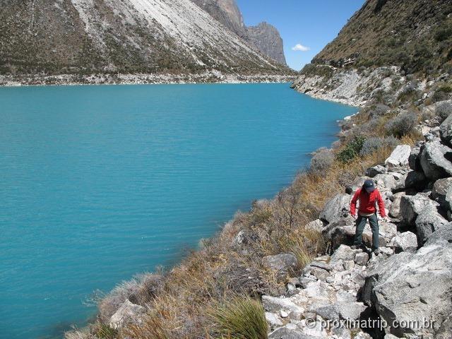 Mini-trekking na Laguna Paron–Huaraz (Série Peru Desconhecido)