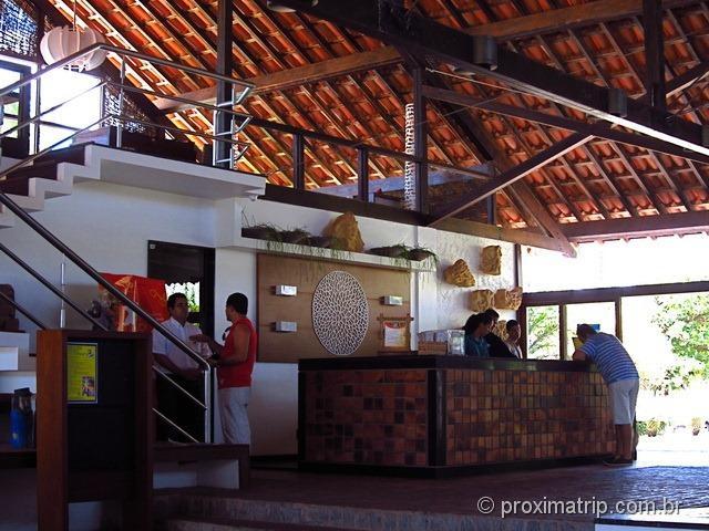 Hotel Village - recepção