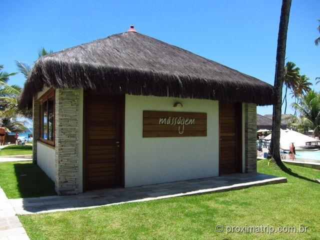 Massagem - Hotel Village - Porto de Galinhas