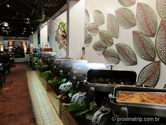 Restaurante - Hotel Village - Porto de Galinhas