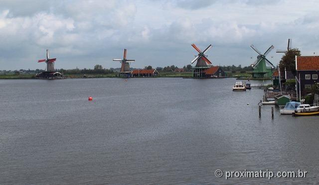 Zaanse Schans - Amsterdam