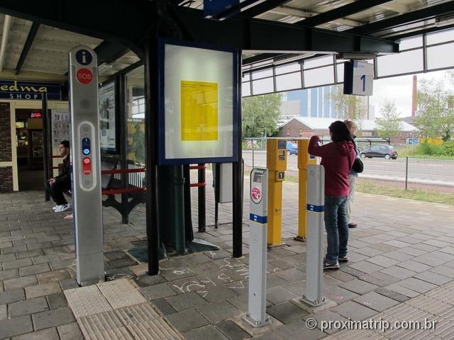 como chegar aos Zaanse Schans - Amsterdam