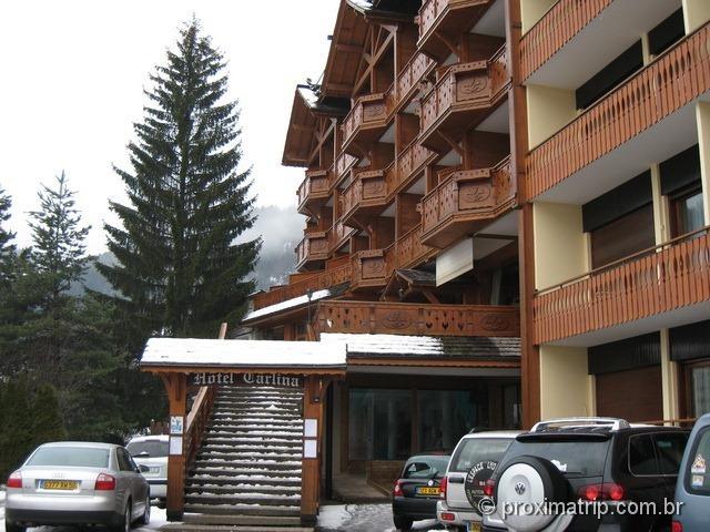 Hotel Carlina - La Clusaz