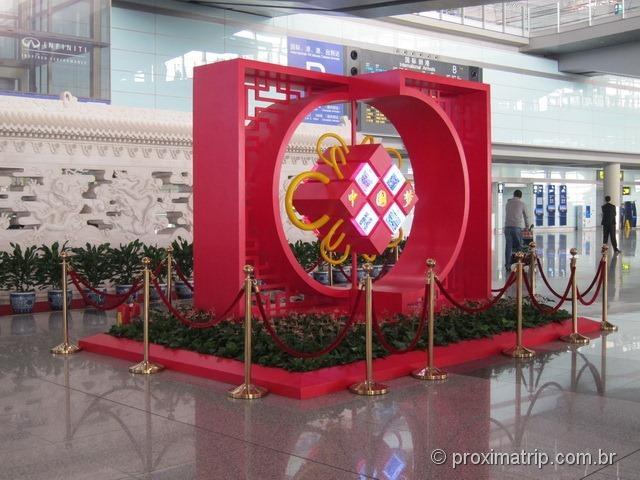 Aeroporto Internacional de Pequim (PEK)