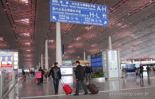 Macao não é voo doméstico na china!