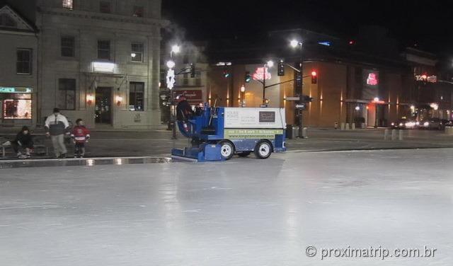 carrinho de manutanção no gelo 2