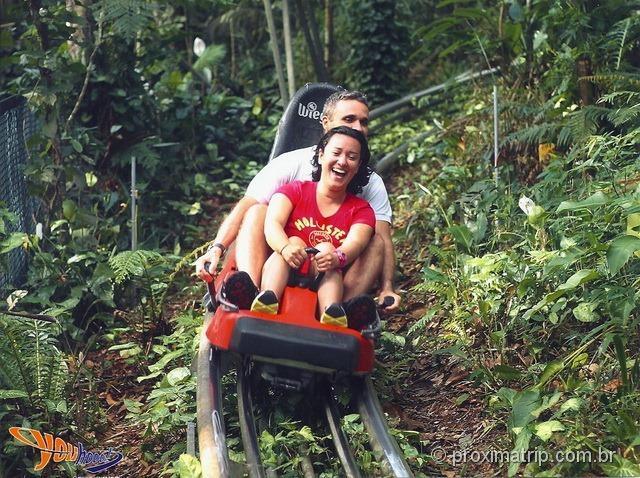 Trenozinho You Hooo!- Parque Unipraias em Balneário Camboriú
