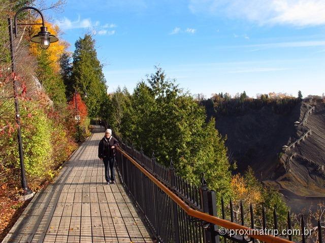 Montmorency Falls - Passarelas