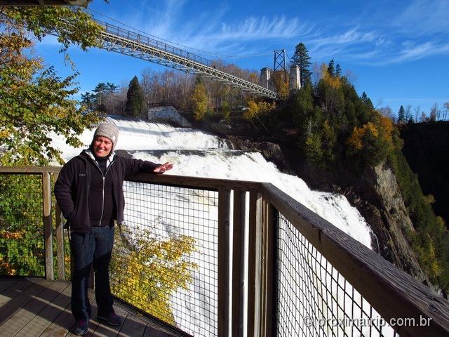 Montmorency Falls - Mirante