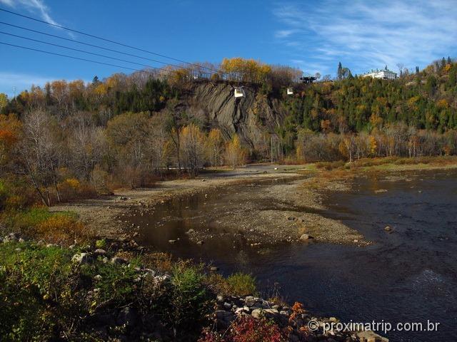 Teleférico de Montmorency Falls