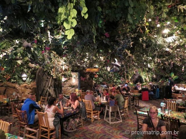 Rainforest Cafe - Sawgrass Mills