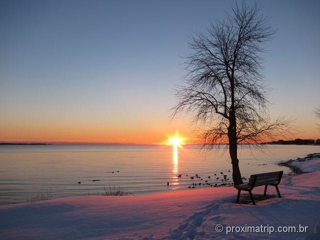 Kingston (NS) Canada  city pictures gallery : ... às margens do lago Ontário, em Kingston Canadá • Proxima Trip