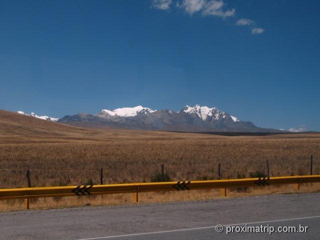 Deixando Huaraz, rumo à Lima