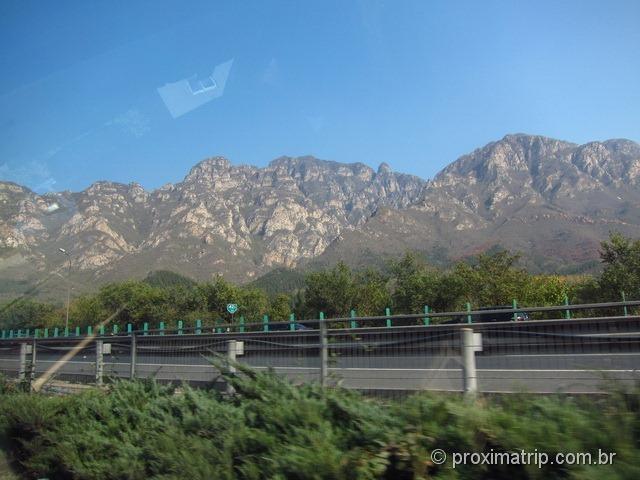 Região montanhosa