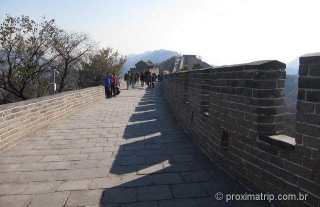 Muralha da China em Badaling