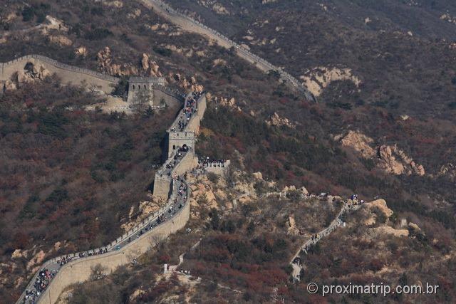 Muralha da China - Pequim