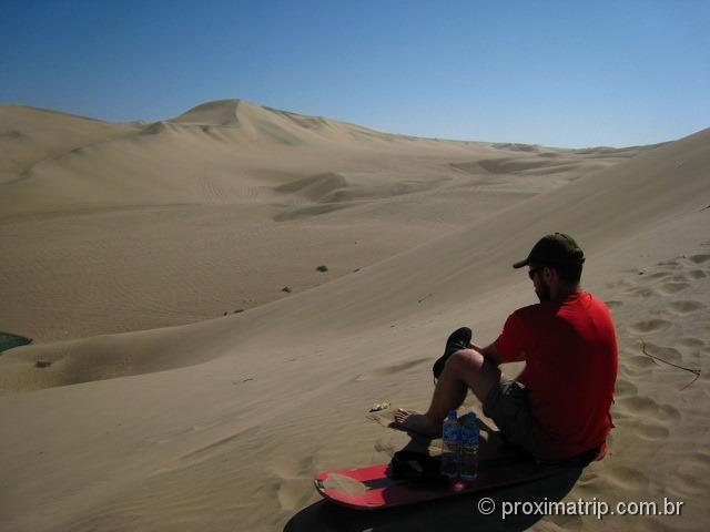 sandboard Ica Peru