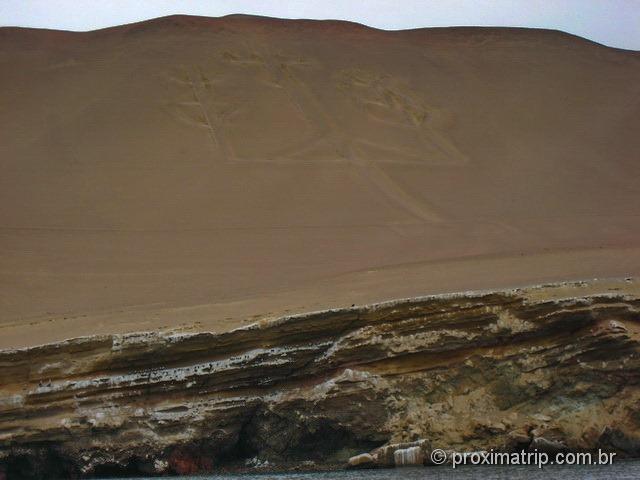 Reserva Nacional de Paracas - Candelabro