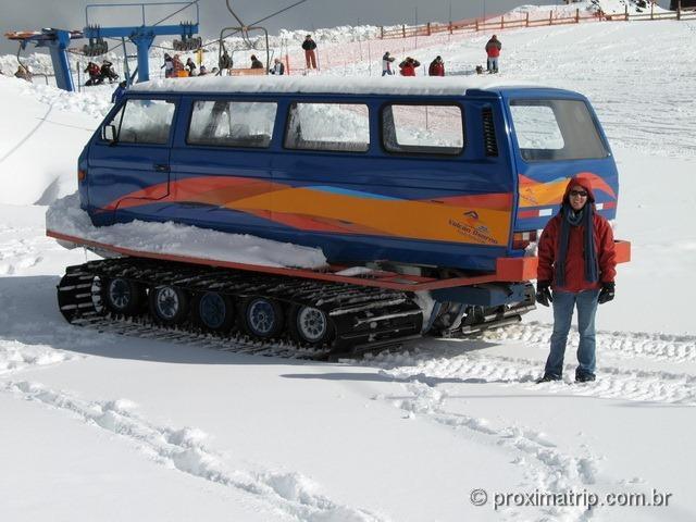 America do Sul de carro-111