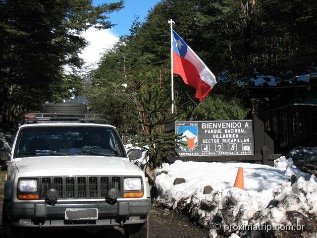 America do Sul de carro-151