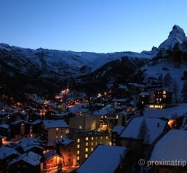 Atrações turísticas em zermatt
