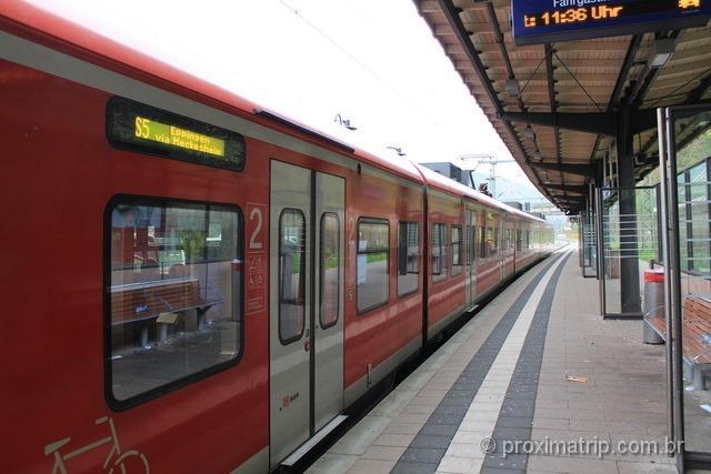 estação Heidelberg-Altstadt