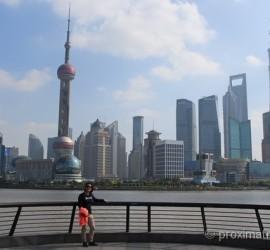 Atrações turísticas em shanghai