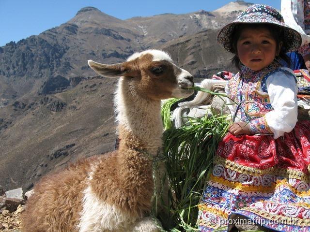 Menininha peruana linda!