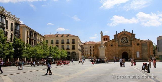 Praça de Santa Teresa de Jesus