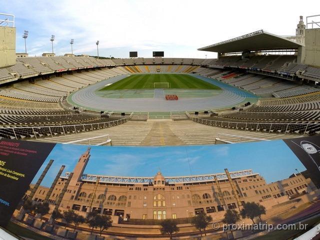 Estádio da Olimpíadas de Barcelona