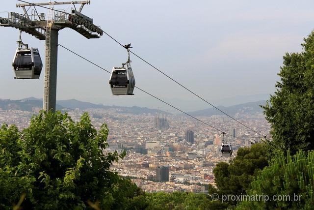 Parque Montjuic