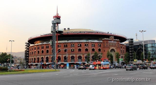 Shopping Arenas em Barcelona