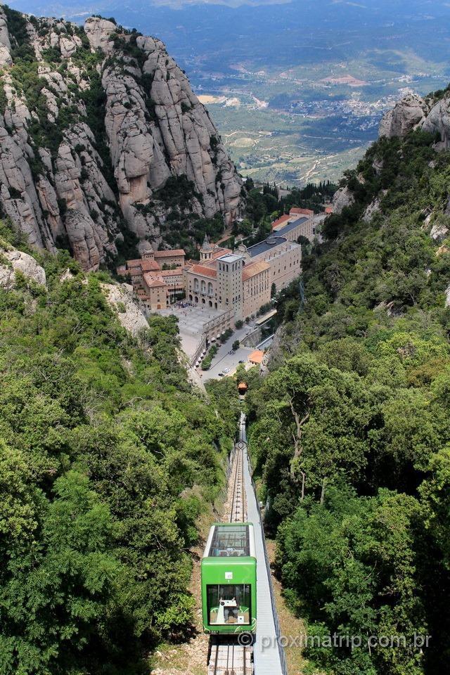 Bate-volta a Montserrat