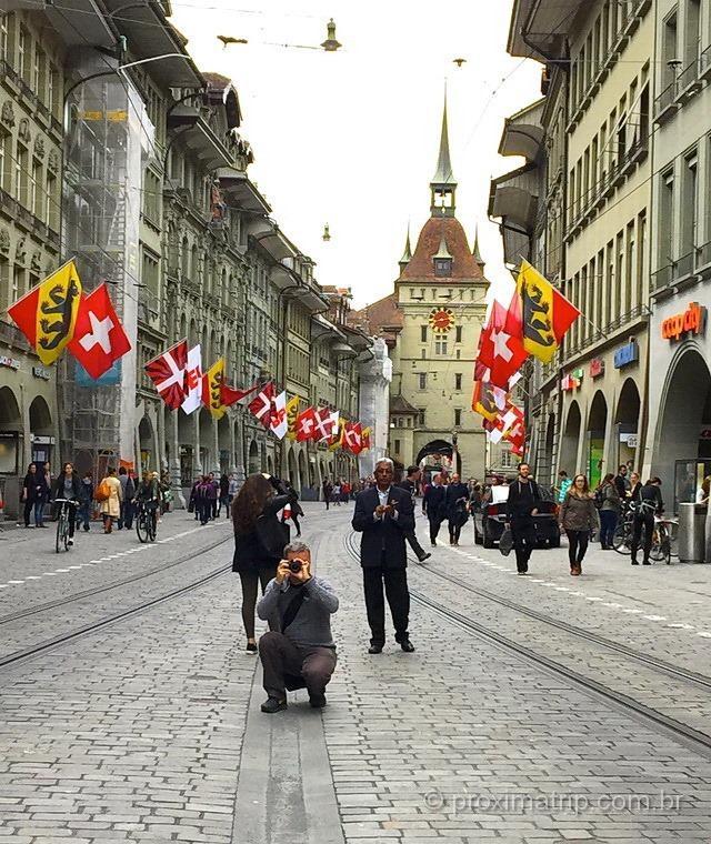 Käfigturm: uma das principais atrações turísticas de Berna