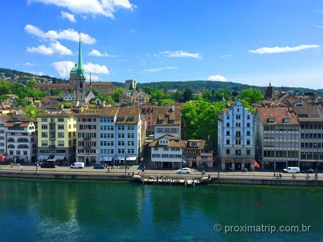 O Que Fazer Em Zurique: Roteiro Com Principais Atrações Turísticas